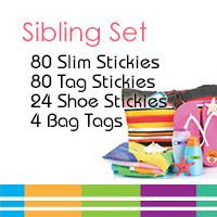 Sibling Label Set