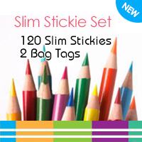 Slim Stickie Set