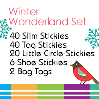 Winter Wonderland Label Package