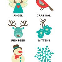 Winter Wonderland Icons