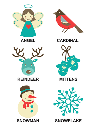 Camp Label Icons